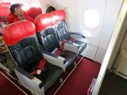 airasia review airline review air asia the island logic