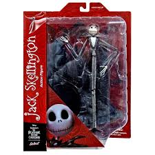 the nightmare before select skellington