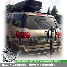roof rack for toyota sequoia 2007 toyota sequoia trailer hitch bike rack cargo roof box 828