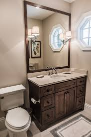 Black Distressed Bathroom Vanity by Bathroom Archives Waterview Kitchens