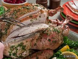 herb roasted turkey mrfood