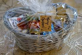 gift basket wrapping last minute gift idea custom gourmet baskets ramshackle glam