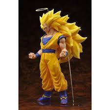 dragon ball gigantic series son goku super saiyan 3