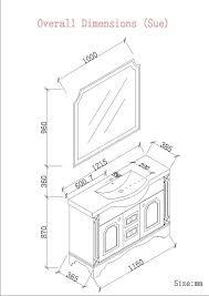 Standard Bathroom Vanity Top Sizes Bathroom Top Art Bathe Furniture Sink Vanity Single For Sizes