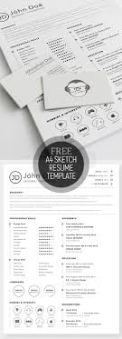 Free Templates For Resumes Free Resume Templates For 2017 Freebies Graphic Design Junction