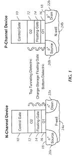 patent us7560762 asymmetric floating gate nand flash memory