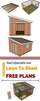 12x16 shed plans gable design roof plan shopping lists and