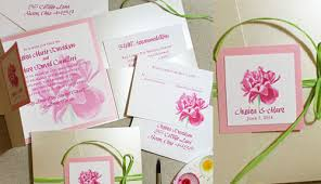 personalized wedding invitations wedding invitations by my personal artist