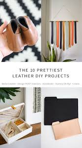 25 unique diy leather projects ideas on pinterest leather
