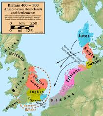 Hastings England Map by 25 Maps That Explain The English Language Early Middle Ages