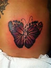 30 baby footprint tattoos http hative com baby