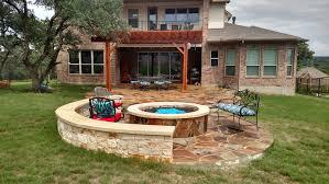 Austin Decks And Patios Austin Tx Custom Outdoor Fire Features