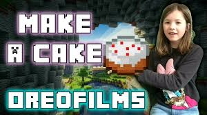 make a cake feature heyitsoreo youtube