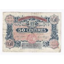 16 angouleme chambre de commerce 50 centimes 14 01 1925 ttb