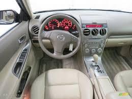 mazda interior 2004 mazda 6 interior beige interior 2004 mazda mazda6 s sport