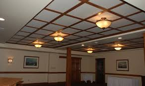 ceiling drop ceiling lighting stunning cost of drop ceiling wai