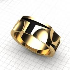 Superhero Wedding Rings by 26 Engagement Rings Perfect For Your Geeky Happily Ever After