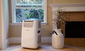 Small Portable Air Conditioner For Bedroom Tips On Buying A Portable Air Conditioner Overstock Com
