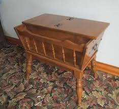 antique wood end tables vintage ethan allen end tables developerpanda