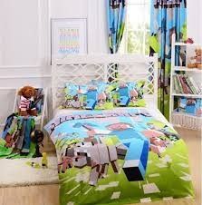 3d Bedroom Sets by Sale 3d Bedding Set Minecraft Creeper Kids Bed Set Twin Full