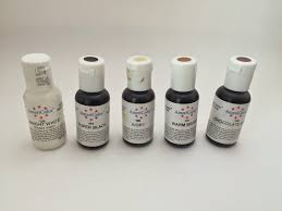 catholic confections review americolor food coloring