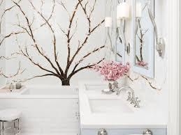 bathroom wallpaper ideas for bathroom 37 wallpaper ideas for