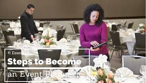 becoming an event planner become an event planner in 6 steps beginner s guide