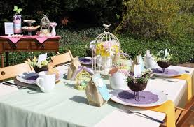 Easter Banquet Table Decorations by Easter Spring Brunch Ideas