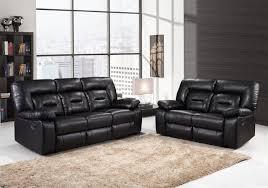 black reclining leather sofa teachfamilies org
