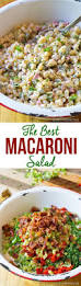 truly the best macaroni salad recipe aspicyperspective