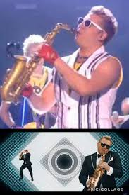 Sax Meme - remember epic sax guy he will be performing again in eurovision