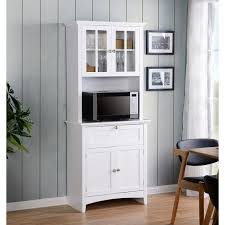 os home and office buffet and hutch with framed glass doors and