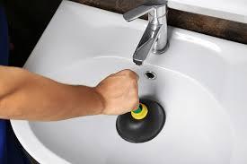 Clogged Bathroom Sink From Shaving - Clogged bathroom sink