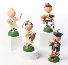 pint sized professionals boy doctor ornament ornaments