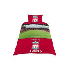 Manchester United Double Duvet Cover Liverpool F C Duvet Set Stadium Bedding Uk Football Nz