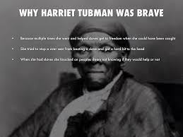 the life of harriet tubman by aryonna montgomery