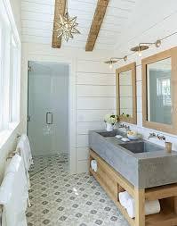 patterned tile bathroom let s discuss patterned cement tile elements of style blog