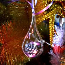 buy ball clear ornaments and get free shipping on aliexpress com