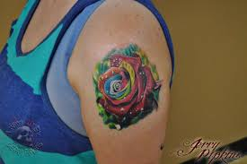 jerrypipkins multi color rose rose flower