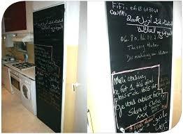 tableau magnetique cuisine peinture ardoise cuisine peinture tableau craie magnetique