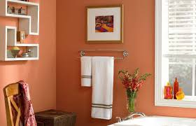 bathroom colour scheme ideas modern style small bathroom ideas bold paint color scheme home