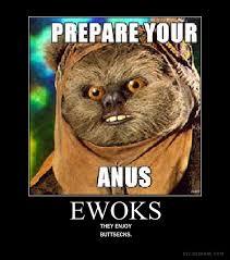 Ewok Meme - ewok meme 100 images ewok ifunny thug life ewok meme on