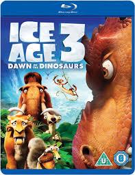 ice age 3 dawn dinosaurs blu ray zavvi