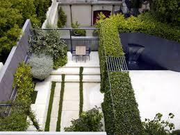Urban Gardens San Francisco - urban residential garden interiorzine