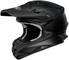 carbon fiber motocross helmet shoei vfx w black shoei helmets free uk delivery