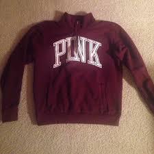 secret pink sweater 56 s secret sweaters s secret pink maroon