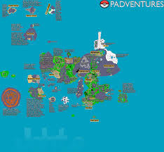 Sinnoh Map Padventures Best Pokemon Online Server Poke Tibia