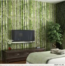 wallpaper livingroom online buy wholesale bamboo print wallpaper from china bamboo