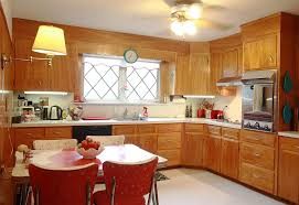 1950s kitchen furniture frances and doug s warm and inviting restored 1950s wood kitchen
