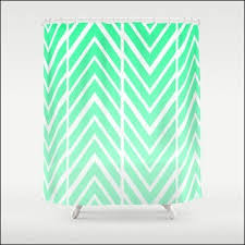 bathroom wonderful green shower curtain target mint green floral